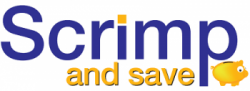 Scrimp and Save Logo